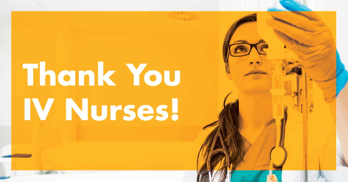 IV Nurse Day: Celebrate Jan 25