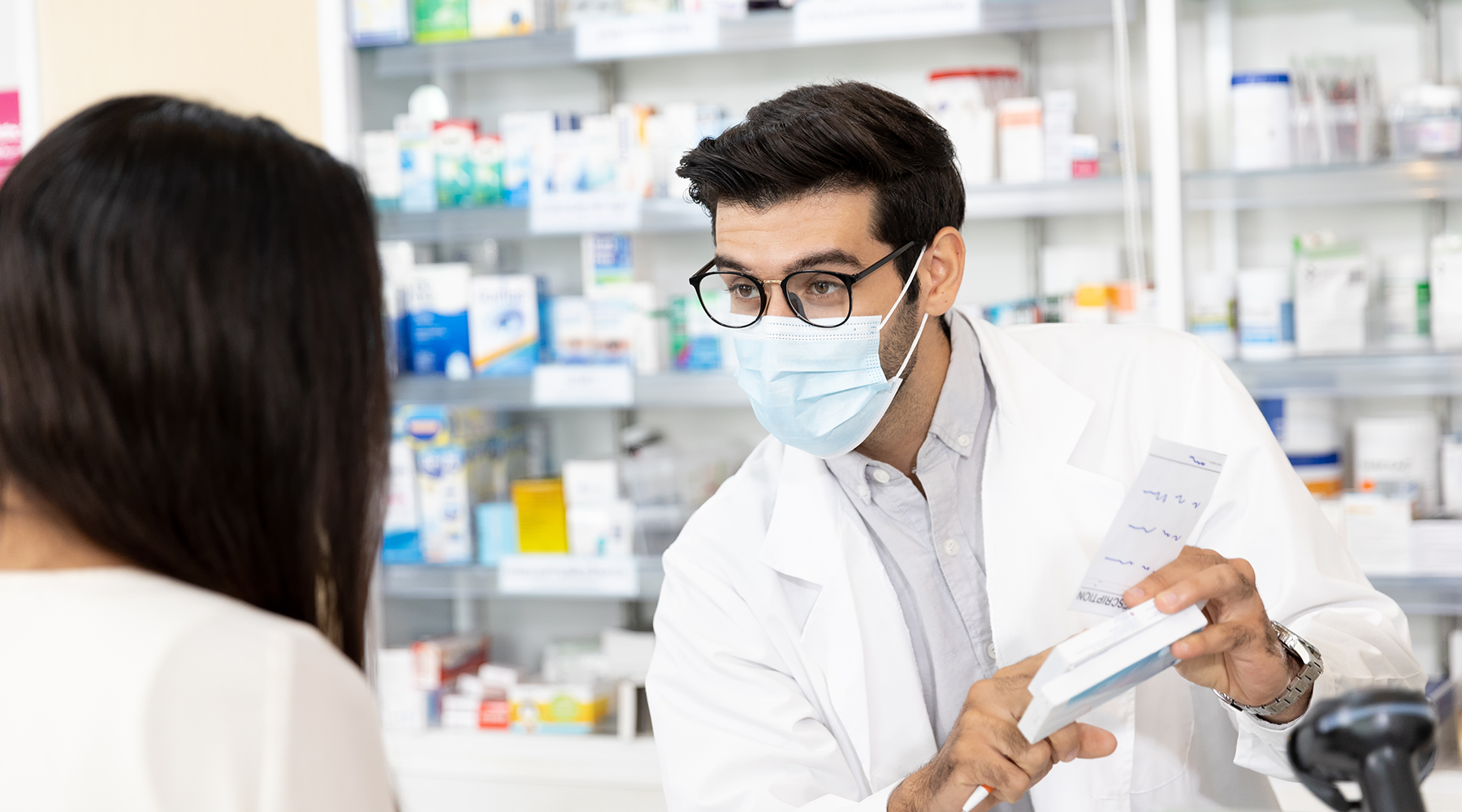 Sharing the Workload: Questions You Can Ask Your Pharmacist Instead of Your Doctor