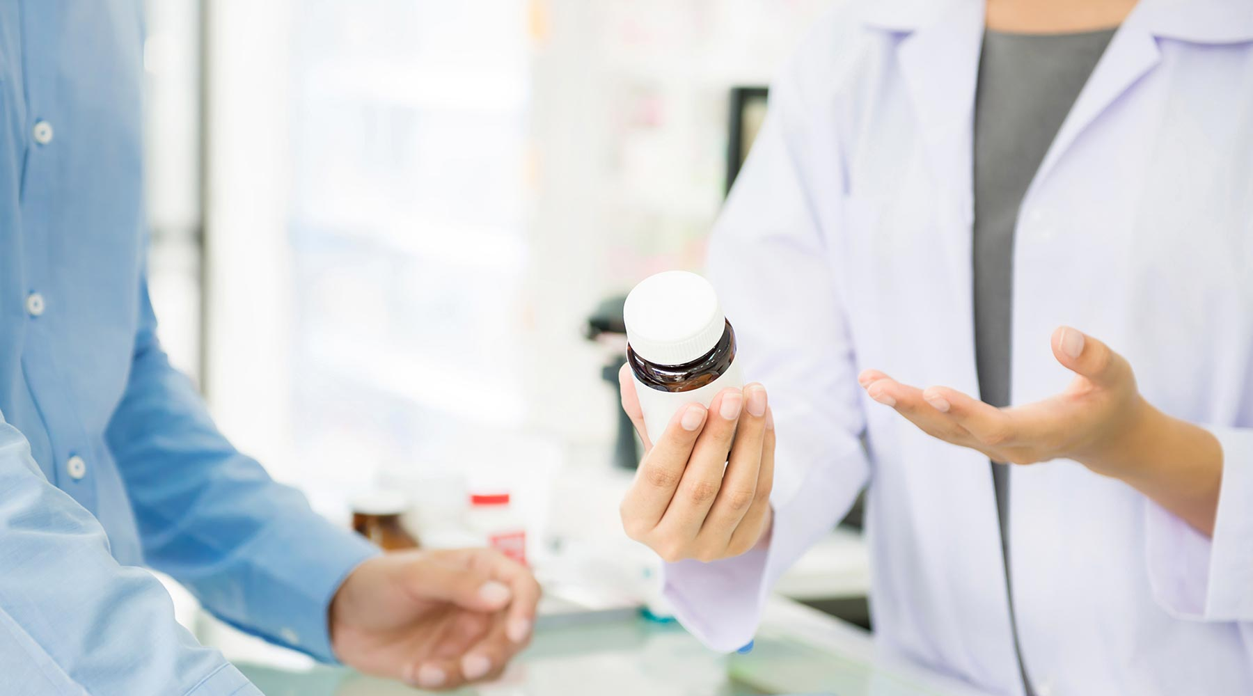Pharmacy Technician: What's Next?