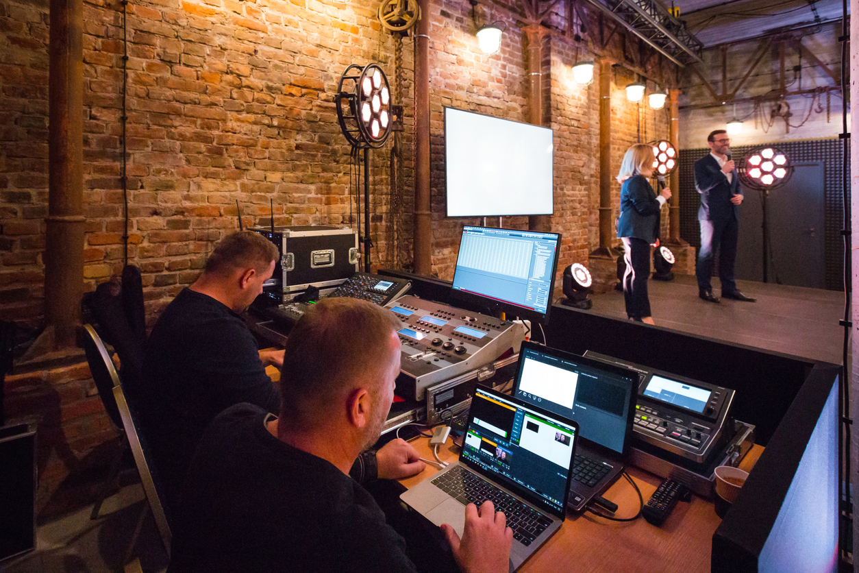Top Tech Tools for Hosting a Hybrid Event